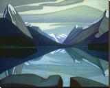 Maligne Lake  Jasper Park