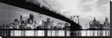 New York  Manhattan Skyline  1965
