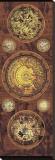 Antique Map  Orbis Geographica I