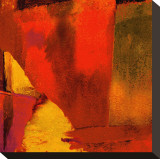 Triptych Red Wassily I