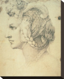 Drawing of A Woman