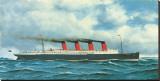 Lusitania  c1908