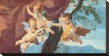 La Sainte Famille (detail)