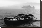 Isle of San Giulio in the Mist