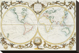 Map of the World  c1770