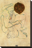 Sketch of a Nude Woman