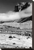 Rocky Landscape  Banff  Alberta