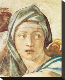 Chapel Sistine  The Delphic Sibyl