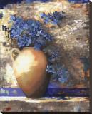 Provence Urn II Tableau sur toile par Louise Montillio