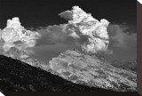 Mount Washington in Clouds