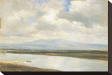 Taunus Mountains and River Main