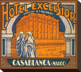 Hotel Excelsior  Casablanca  Maroc
