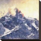 Zugspitze Mountain