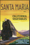 Santa Maria Brand California Vegetables