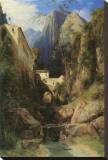 Valley near Amalfi