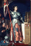 Joan of Arc at the Coronation of King Charles