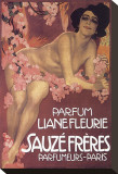 Parfum Liane Fleurie Sauze Freres