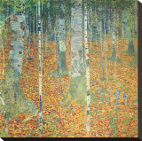 Birch Forest  c1903
