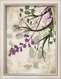 Lavender and Sage Florish II