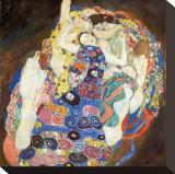 The Virgin, c.1913 Tableau sur toile par Gustav Klimt