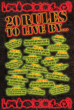 20 Rules to Live By