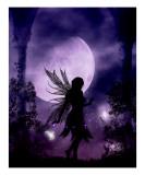 Dancing in the Moonlight Reproduction d'art par Julie Fain