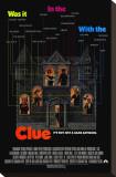 Cluedo|Clue Tableau sur toile