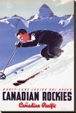 Banff-Lake Louise Ski Areas  Canadian Rockies