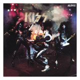 Concert Poster: KISS