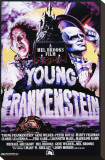 Young Frankenstein Tableau sur toile