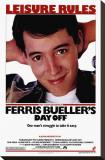 La folle journée de Ferris Bueller Tableau sur toile