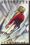 The Rocketeer Tableau sur toile