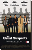 Usual Suspects Tableau sur toile