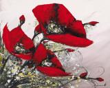 Bouquet de Coquelicots III