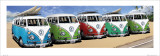 VW Camper Campers Beach