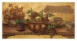 Fruit Still Life Panel