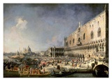 The Reception of the French Ambassador in Venice