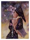 Elegantes aux Perles I