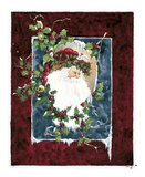 Santa&#39;s Portrait