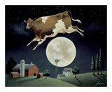 Cow Jumps Over Moon