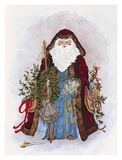 Celestial Santa