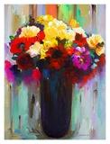 Flowers in a Vase III