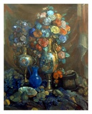 Vases  Flowers  Fruits  1912