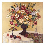 Summer Floral with Fruit