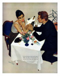 Pretend You Love Me - Saturday Evening Post &quot;Leading Ladies&quot;  February 22  1958 pg40