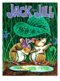 Minimumbrella - Jack and Jill  April 1972