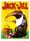 Anteater&#39;s Lunch - Jack and Jill  September 1968