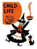 Witch Hazel - Child Life  October 1962