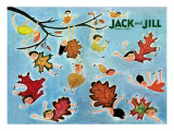 Leaf Kids - Jack and Jill  October 1945