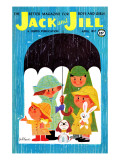 Rain Kids - Jack and Jill  April 1957